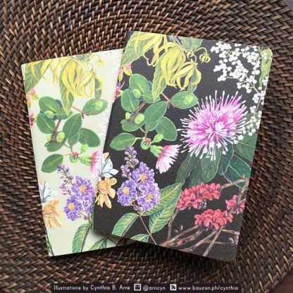 philippine native trees notebooks