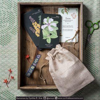 Tanim: Filipino Botanical Oracle Deck