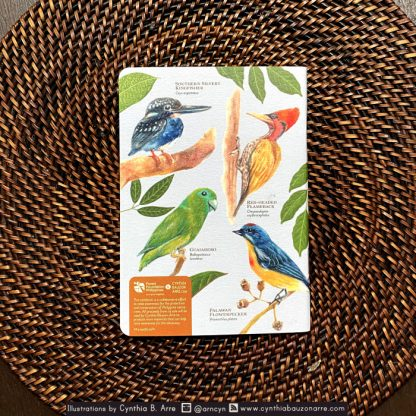 Philippine Endemic Birds Pocket Notebook